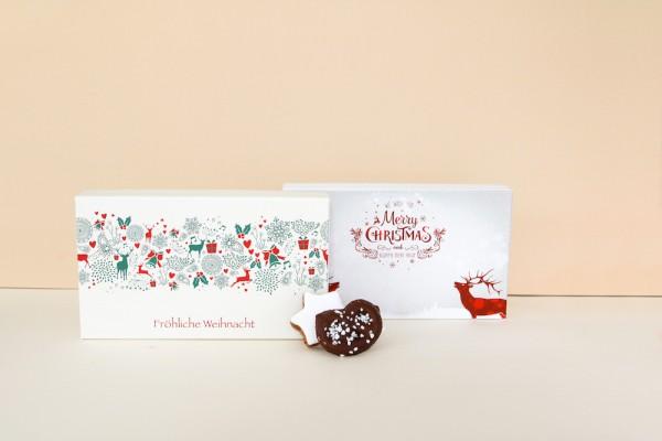 Weihnachtliche Lieblingskekse 155g Box